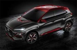 Hyundai Kona Special Edition Bertema Iron Man