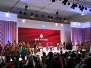 Ibu Negara Resmikan Karya Kreatif Indonesia 2018