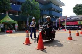 Serunya Kampanye Safety Riding ala Komunitas