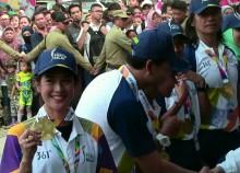 Dian Sastro Latihan Sebulan Demi Obor Asian Games