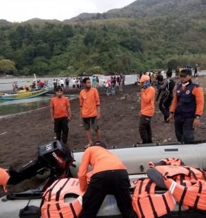 Dua Korban Perahu Tenggelam di Jember Belum Ditemukan