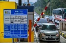 Tarif Tol Semarang-Solo Naik Rp500