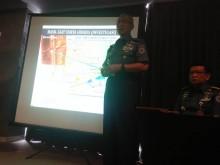 TNI AL Temukan Pipa Gas CNOOC Bergeser 60 Meter