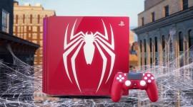 Tampil Memukau, Sony Siapkan PS4 Pro Tema Spider Man