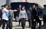 Kunjungi Paraguay, Presiden Taiwan Diizinkan Transit di AS