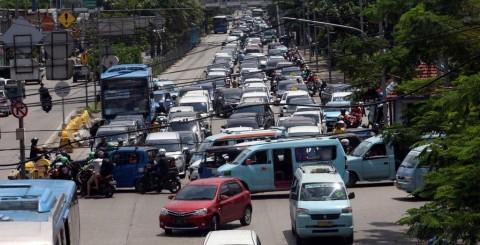 Jakarta Perlu Pusat Kontrol dan Analisis Lalu Lintas