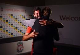 Alisson Becker, Manchester United, dan Omong Kosong Juergen Klopp
