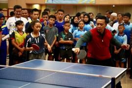 UT Pamulang Dinilai Turut Memajukan Tenis Meja Tanah Air