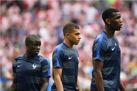 Euforia Timnas Prancis Direcoki Isu Rasisme