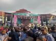 Antusiasme Warga Malang Menyambut Api Obor Asian Games