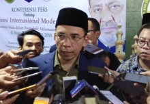 TGB tak Pernah Meminta jadi Cawapres Jokowi