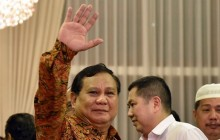 Prabowo to Talk about AHY with SBY