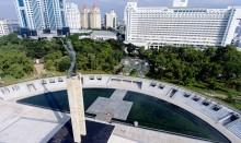 Akhirnya <i>'all new'</i> Lapangan Banteng diresmikan