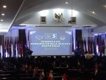 Surya Paloh Minta Anggota KostraNas Jaga Pancasila