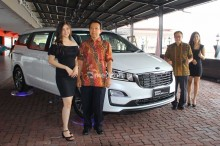 Rangka Monokok Sedona Diesel, Ungguli MPV-SUV Lain?