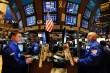 Wall Street Berakhir Lebih Rendah