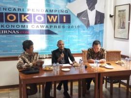 Cawapres Jokowi Wajib Benahi Masalah Fundamental Ekonomi