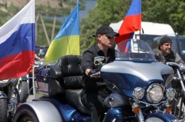 Presiden Rusia Ternyata Seorang Bikers