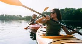 Manfaat Olahraga Kayak bagi Tubuh