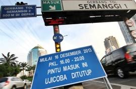 19 Pintu Tol Ditutup Selama Asian Games