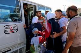 Rusia Sebut 1,7 Juta Warga Suriah akan Pulang Kampung