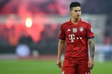 Bos Bayern Mengklaim James Rodriguez Bertahan