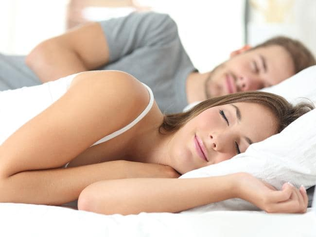 Empat Cara Sederhana Agar Tidur Lebih Nyenyak (Foto: gettyimages)