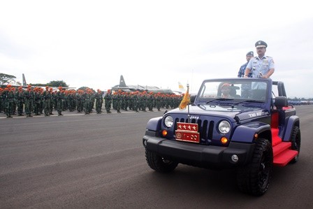 Panglima Bakal Pimpin Upacara HUT TNI di Merauke