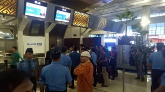 1 Orang Terluka Akibat Letupan Senpi di Bandara Soetta