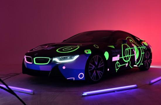 BMW Boyong Plug-in Hybrid i8 ke We The Fest 2018
