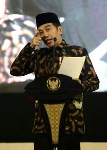 Jokowi : PMII Berkontribusi Tingkatkan Kualitas SDM