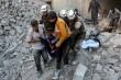 Israel Evakuasi Relawan Helm Putih dari Suriah