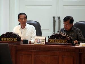 Jokowi Restui JK Jadi Pihak Terkait Gugatan UU Pemilu