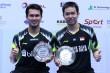 Ahsan/Hendra Persembahkan Gelar Juara Singapore Open 2018