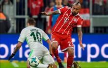 Vidal Masuk Dalam Radar Inter