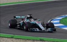 Vettel Kecelakaan, Hamilton Kembali Berjaya di GP Jerman