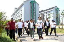 Jokowi: Kerja Sama itu Join