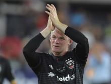 Debut Rooney sebagai Starter DC United Berujung Kekalahan