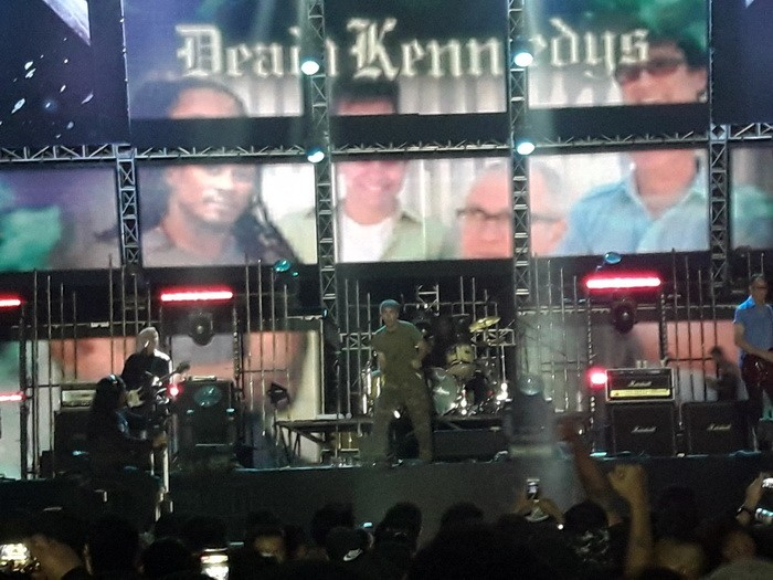 Dead Kennedys (Foto: Medcom/Elang)