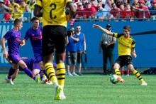 Liverpool Takluk dari Borussia Dortmund