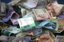 Rupiah Ditaksir Menguat ke Rp14.430-Rp14.480/USD