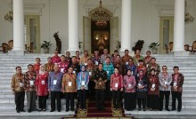 Jokowi Ingatkan Wali Kota Antisipasi Revolusi Industri