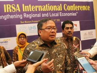 Menteri Bambang Minta Kepala Daerah Berinisiatif Menggerakkan Ekonomi