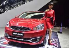 Generasi Baru Mitsubishi Mirage, Berbasis Nissan Juke?