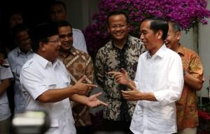 Survei: Jokowi Belum Terkejar
