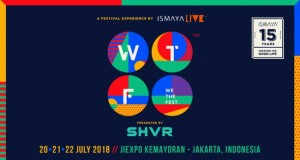 Foto-foto Hari Kedua We The Fest 2018