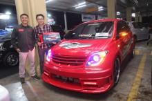 Toyota Ist Ini Menangi AutoLightUp Medan