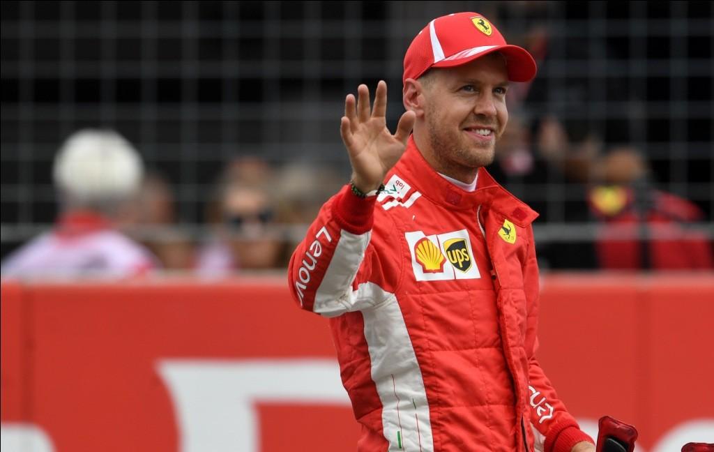Sebastian Vettel (Foto: AFP/Christof Stache)
