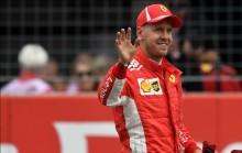 Alami Insiden di GP Jerman, Vettel tak Mau Pusing