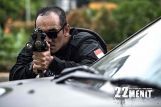 Film 22 Menit Pimpin Box Office Akhir Pekan